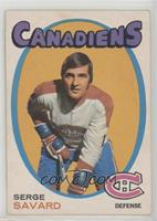 Serge Savard [Good to VG‑EX]