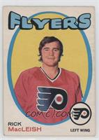 Rick MacLeish [Good to VG‑EX]