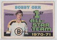1st All-Star Team 1970-71 (Bobby Orr) [Good to VG‑EX]