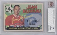 Jean Beliveau [BVG7]