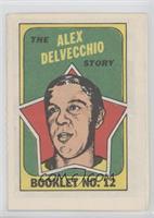 Alex Delvecchio