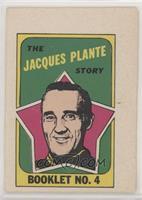 Jacques Plante [GoodtoVG‑EX]