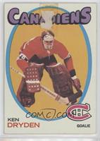 Ken Dryden [Poor to Fair]