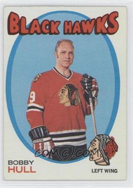 1971-72 Topps - [Base] #50 - Bobby Hull