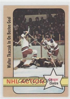 1972-73 O-Pee-Chee - [Base] #110 - Walt Tkaczuk