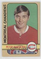 Pete Mahovlich [Noted]