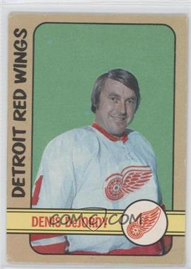 1972-73 O-Pee-Chee - [Base] #184 - Denis DeJordy [Good to VG‑EX]