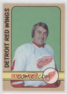 1972-73 O-Pee-Chee - [Base] #184 - Denis DeJordy