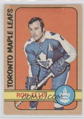 1972-73 O-Pee-Chee - [Base] #36 - Ron Ellis