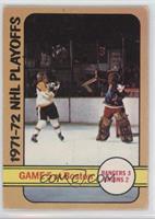 Boston Bruins Team, New York Rangers Team [GoodtoVG‑EX]