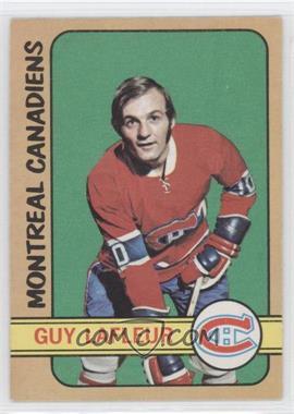 1972-73 O-Pee-Chee - [Base] #59 - Guy Lafleur