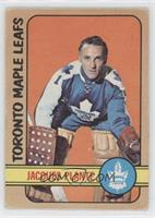 Jacques Plante [Noted]