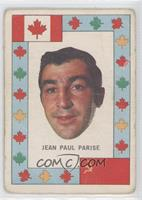 J.P. Parise [Noted]