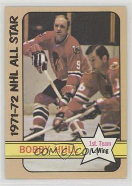 1972-73 Topps - [Base] #126 - Bobby Hull