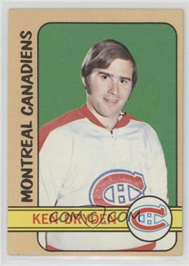 1972-73 Topps - [Base] #160 - Ken Dryden [Good to VG‑EX]