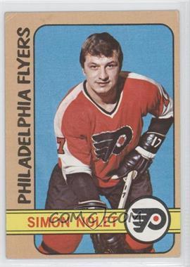 1972-73 Topps - [Base] #26 - Simon Nolet [GoodtoVG‑EX]