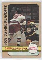 1971-72 NHL Playoffs [Good to VG‑EX]