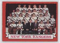 New York Rangers Team (Dark Back) [GoodtoVG‑EX]