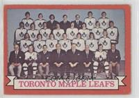 Toronto Maple Leafs Team (Light Back) [GoodtoVG‑EX]