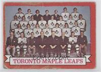 Toronto Maple Leafs Team (Dark Back) [PoortoFair]