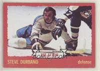 Steve Durbano (Dark Back)