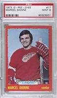 Marcel Dionne (Light Back) [PSA 9 MINT]
