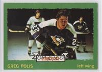 Greg Polis (Light Back)