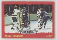 Andre Boudrias (Dark Back) [Good to VG‑EX]