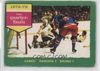 New York Rangers Team, Boston Bruins Team (Light Back) [PoortoFair]