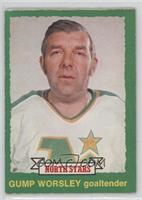Gump Worsley (Light Back)