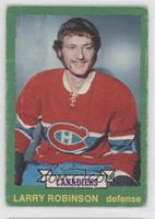 Larry Robinson [Good to VG‑EX]