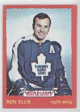 1973-74 O-Pee-Chee - [Base] #55 - Ron Ellis