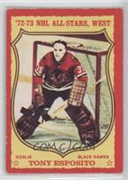 Tony Esposito (Light Back) [Good to VG‑EX]