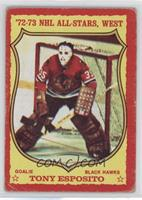 Tony Esposito (Dark Back) [Poor to Fair]