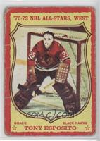 Tony Esposito (Dark Back) [Poor]