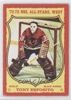 Tony Esposito (Dark Back) [Good to VG‑EX]
