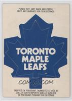 Toronto Maple Leafs Team [Poor to Fair]