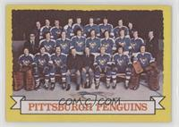 Pittsburgh Penguins Team [Good to VG‑EX]