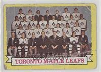 Toronto Maple Leafs Team [Poor]