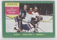 1972-73 NHL Quarter-Finals [PoortoFair]