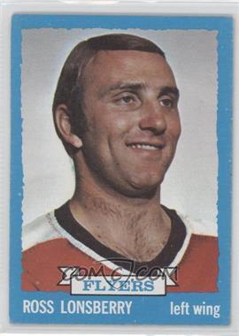 1973-74 Topps - [Base] #36 - Ross Lonsberry