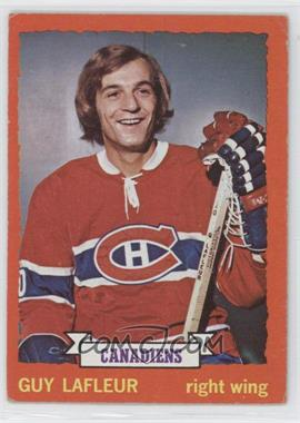 1973-74 Topps - [Base] #72 - Guy Lafleur