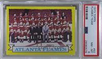 Atlanta Flames Team [PSA8NM‑MT]