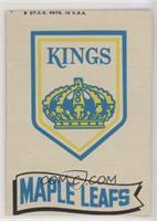 Los Angeles Kings Team, Toronto Maple Leafs Team