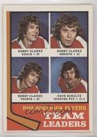 Bobby Clarke, Dave Schultz
