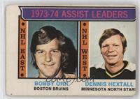Bobby Orr, Dennis Hextall [Poor]