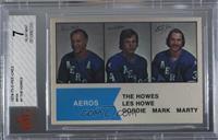 Gordie Howe, Mark Howe, Marty Howe [BVG7NEARMINT]