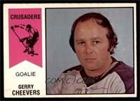 Gerry Cheevers [EX]