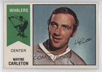 Wayne Carleton