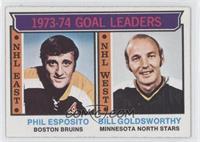 Phil Esposito, Bill Goldsworthy